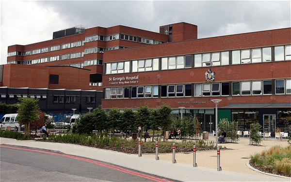 uk medical residency for international students - st. george