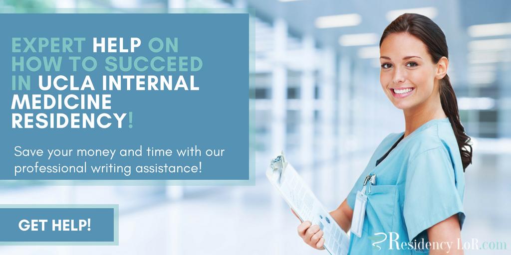 ucla internal medicine residency documents writing help