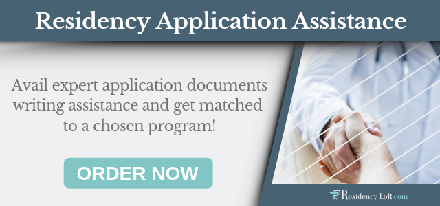 benefits of medical residency application services