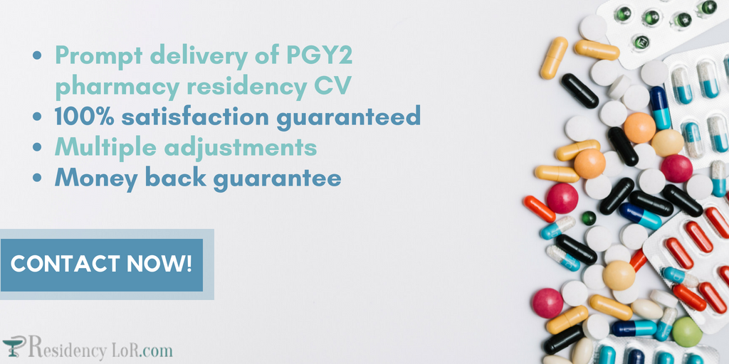 professional pgy2 cv writing service