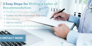 tips writing pharmacy residency letter of recommendation